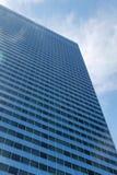 Edificio de oficinas corporativo Foto de archivo libre de regalías