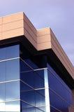 Edificio de oficinas de asunto fotografía de archivo libre de regalías