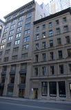 Edificio de oficinas de ciudad Foto de archivo libre de regalías