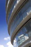 Edificio de oficinas de Londres Foto de archivo libre de regalías