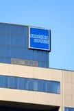 Edificio de oficinas del Amex imagen de archivo
