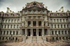 Edificio de oficinas ejecutivo de Eisenhower Fotografía de archivo libre de regalías