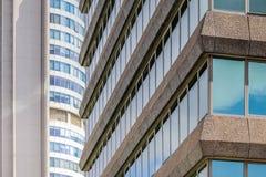 Edificio de oficinas en Estambul Foto de archivo