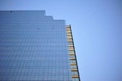 Edificio de oficinas en la ciudad Foto de archivo