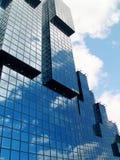 Edificio de oficinas en Londres Fotografía de archivo libre de regalías