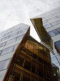 Edificio de oficinas de Ericsson en Kista Imagen de archivo