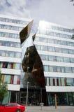Edificio de oficinas de Ericsson en Kista Foto de archivo libre de regalías
