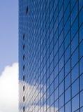Edificio de oficinas futurista 2 Foto de archivo