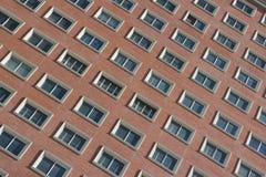 Edificio de oficinas genérico Fotografía de archivo libre de regalías