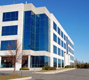 Edificio de oficinas moderno 11 Foto de archivo