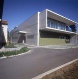 Edificio de oficinas moderno Imagenes de archivo