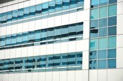 Edificio de oficinas moderno 2 Imágenes de archivo libres de regalías