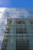 Edificio de oficinas moderno corporativo en San Francisco 2012 Imagenes de archivo