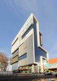 Edificio de oficinas moderno, Moscú, Rusia Foto de archivo libre de regalías