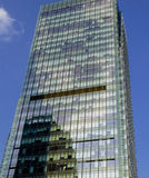 Edificio de oficinas moderno Shangai Imagenes de archivo