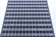 Edificio de oficinas viejo Imagen de archivo