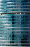 Edificio de oficinas Windows Fotos de archivo libres de regalías