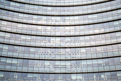 Edificio de oficinas Windows Fotos de archivo