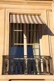 Edificio de París foto de archivo