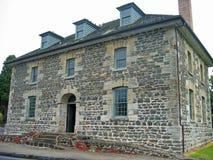 Edificio de piedra viejo Imagen de archivo libre de regalías