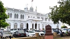 Edificio de Pulau Pinang Imagen de archivo