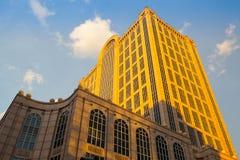 Edificio de quinientos Boylston en Boston Fotografía de archivo libre de regalías