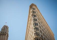 Edificio de San Francisco Union Square Fotografía de archivo libre de regalías
