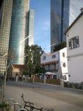 Edificio de Tel Aviv Foto de archivo libre de regalías