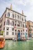 Edificio de Tipical en Venecia Italia Fotografía de archivo libre de regalías