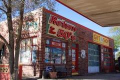 Edificio de una tienda de regalos Imagenes de archivo