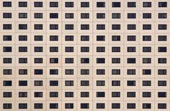 Edificio de varios pisos Imágenes de archivo libres de regalías