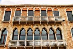 Edificio de Venecia Fotografía de archivo