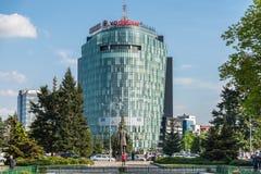 Edificio de Vodafone Fotos de archivo libres de regalías