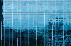 Edificio de Windows Fotografía de archivo