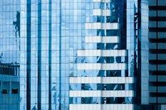 Edificio de Windows Fotografía de archivo libre de regalías