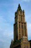Edificio de Woolworth de Cass Gilbert Fotografía de archivo libre de regalías