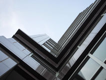 Edificio debajo de la visión Imagen de archivo