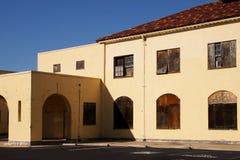 Edificio del abandono Fotografía de archivo libre de regalías