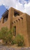 Edificio del Adobe Fotografia Stock