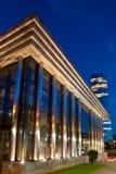 Edificio del agua, Bilbao Foto de archivo