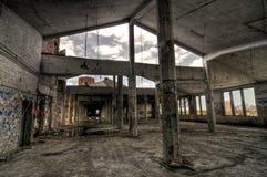 Edificio del aire abierto Imagen de archivo