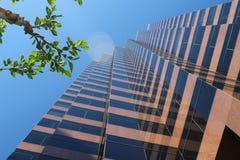 Edificio del asunto. Fotos de archivo