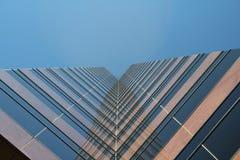 Edificio del asunto. Imagenes de archivo
