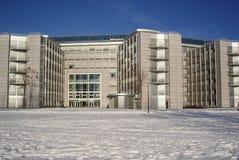 Edificio del asunto Imagenes de archivo