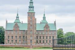 Edificio del ayuntamiento en Copenhague Foto de archivo libre de regalías
