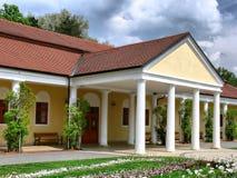Edificio del balneario Foto de archivo