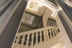 Edificio del banco de Kasikorn nuevo en Phuket Foto de archivo libre de regalías