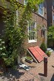 Edificio del callejón de Elfreth Fotos de archivo