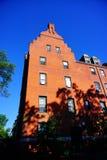 Edificio del campus de la universidad del Mt Holyoke Foto de archivo libre de regalías