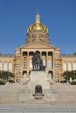 Edificio del capitolio Foto de archivo libre de regalías